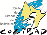 Partenaire institutionnel - Comité de Gironde de Badminton